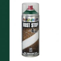 DUPLICOLOR RUST STOP 4-IN-1 400ML RAL 6005 MOSGROEN