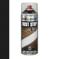 DUPLICOLOR RUST STOP 4-IN-1 400ML ANTRACIET