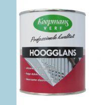 KOOPMANS HOOGGLANS 581 BABYBLAUW 750ML