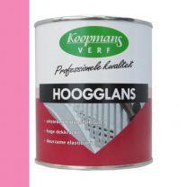 KOOPMANS HOOGGLANS 587 ROZE 750ML