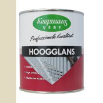 KOOPMANS HOOGGLANS 9001 CREME WIT 750ML
