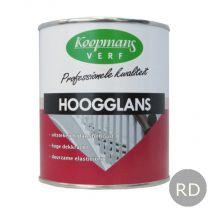 KOOPMANS HOOGGLANS BASIS RD  750ML