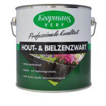 KOOPMANS HOUT & BIELZENZWART 2,5LTR