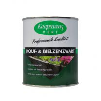 KOOPMANS HOUT & BIELZENZWART 750ML