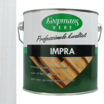 KOOPMANS IMPRA 373 WIT 2,5LTR