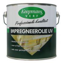KOOPMANS IMPREGNEEROLIE UV BLANK 2,5LTR