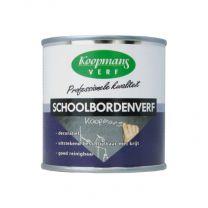 KOOPMANS SCHOOLBORDENVERF ZWART 250ML