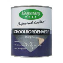 KOOPMANS SCHOOLBORDENVERF ZWART 750ML