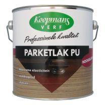 KOOPMANS PARKETLAK PU HOOGGLANS BLANK 2,5LTR