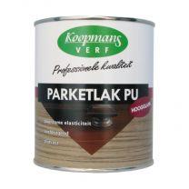 KOOPMANS PARKETLAK PU HOOGGLANS BLANK 750ML