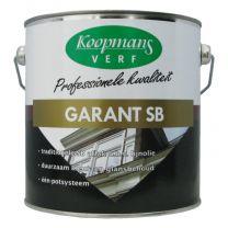 KOOPMANS GARANT LAK HOOGGLANS 201 WIT/P 2,5LTR