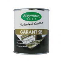 KOOPMANS GARANT LAK HOOGGLANS WIT/P 201 750ML