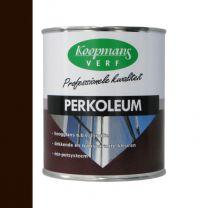 KOOPMANS PERKOLEUM HOOGGLANS DEKK.  240 ANTIEKBRUIN 750ML