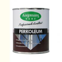 KOOPMANS PERKOLEUM HOOGGLANS DEKK.  9010 ECHT WIT 750ML