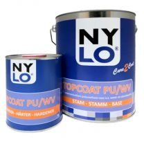 NYLO TOPCOAT PU/WV WIT/P (A+B) 5LTR
