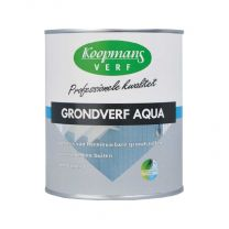 KOOPMANS AQUA GRONDVERF WIT/P 750ML