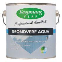 KOOPMANS AQUA GRONDVERF WIT/P 2,5LTR
