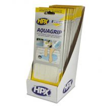 HPX AQUA GRIP ANTI-SLIP TAPE - TRANSPARANT 20MM X 240MM
