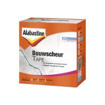 ALAB. BOUWSCHEURENTAPE 10MTR