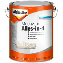 ALAB. MUURVERF ALLES-IN-1  5LTR (MULTI)