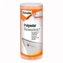 ALAB. POLYESTER REPARATIESET 250GR