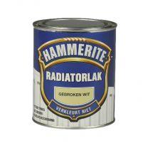 HAMMERITE RADIATORLAK GEBROKEN WIT 750ML