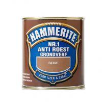 HAMMERITE NR. 1 ANTI ROEST GRONDVERF BEIGE 500ML