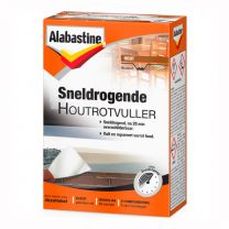 ALAB. SNELDROGENDE HOUTROTVULLER SET 465G