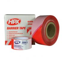 HPX AFZETLINT - WIT/ROOD 50MM X 100M