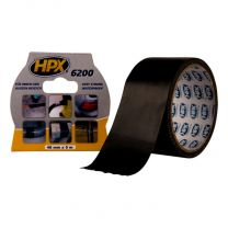 HPX PANTSERTAPE - ZWART 48MM X 5M