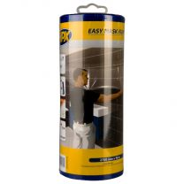 HPX EASY MASK FILM CRÊPEPAPIER 2700MM X 16M + DISPENSER