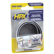 HPX DUO GRIP KLIKBAND - 25MM X 0,5M