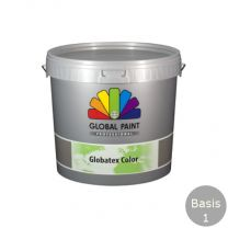 GLOBAL GLOBATEX COLOR 2,5LTR B.1/WIT
