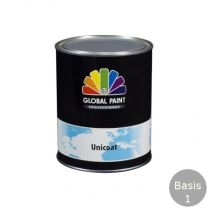 GLOBAL UNICOAT 1LTR B.1/WIT
