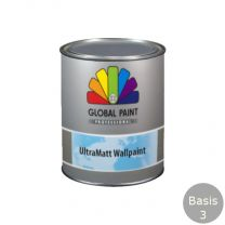GLOBAL ULTRAMATT WALLPAINT 1LTR B.3