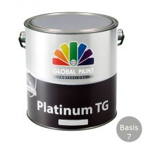 GLOBAL ALLEEN 24 CANISTER MACHINE PLATINUM TG HG 2,5LTR B.7