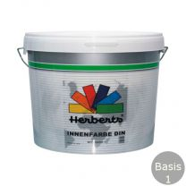 HERBERTS INNENFARBE DIN 5LTR B.1/WIT