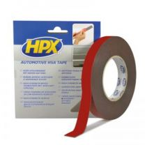 HPX MAX POWER OUTDOOR BEVESTIGINGSTAPE - ZWART 19MM X 16,5M