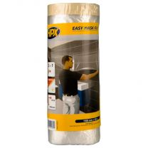 HPX EASY MASK FILM CRÊPEPAPIER - 1100MM X 33M