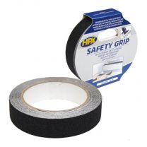HPX ANTI-SLIP TAPE - ZWART 25MM X 5M
