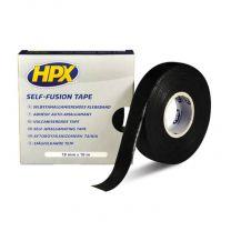 HPX ZELFVULKANISERENDE TAPE - ZWART 19MM X 10M