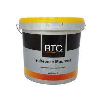 BTC-LINE ISOLERENDE MUURVERF 2,5LTR WIT