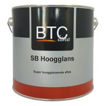 BTC-LINE SB HOOGGLANS 2,5LTR B.1/WIT