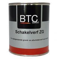 BTC-LINE SCHAKELVERF ZIJDEGLANS 0,5LTR B.1/WIT