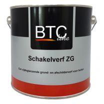 BTC-LINE SCHAKELVERF ZIJDEGLANS 2,5LTR B.1/WIT