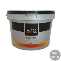 BTC-LINE SUPERDEK    5LTR RAL9010
