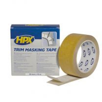HPX VERSTERKTE TRIM MASKING TAPE - 10/45MM X 10M