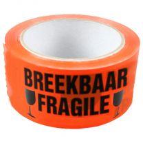 HPX VERPAKKINGSTAPE - BREEKBAAR FRAGILE 50MMX66MTR