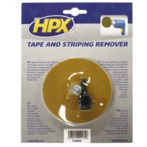 HPX TAPE & STRIPING REMOVER: KUNSTSTOFSCHIJF + AS
