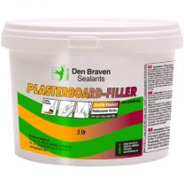 ZWALUW PLASTERBOARD-FILLER 5LTR WIT (QUALY FILL)